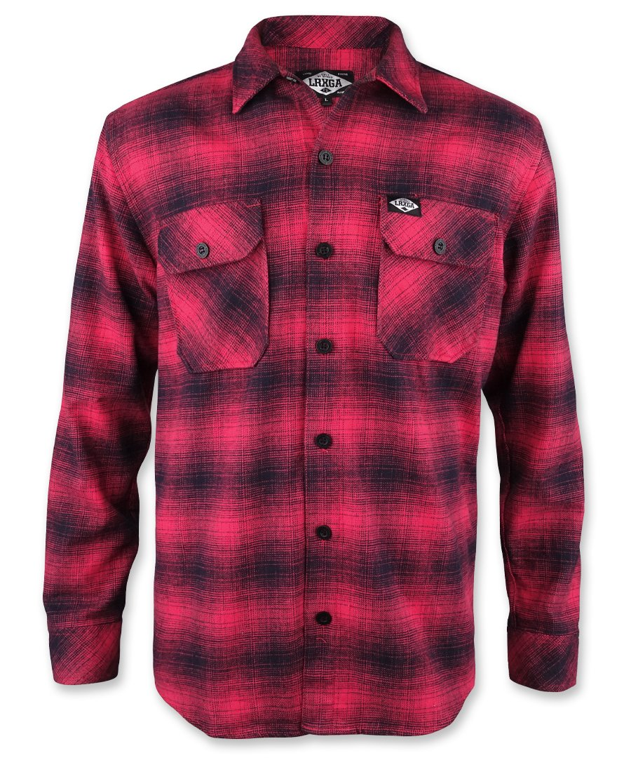 Flannels from Loose Riders Global Alliance