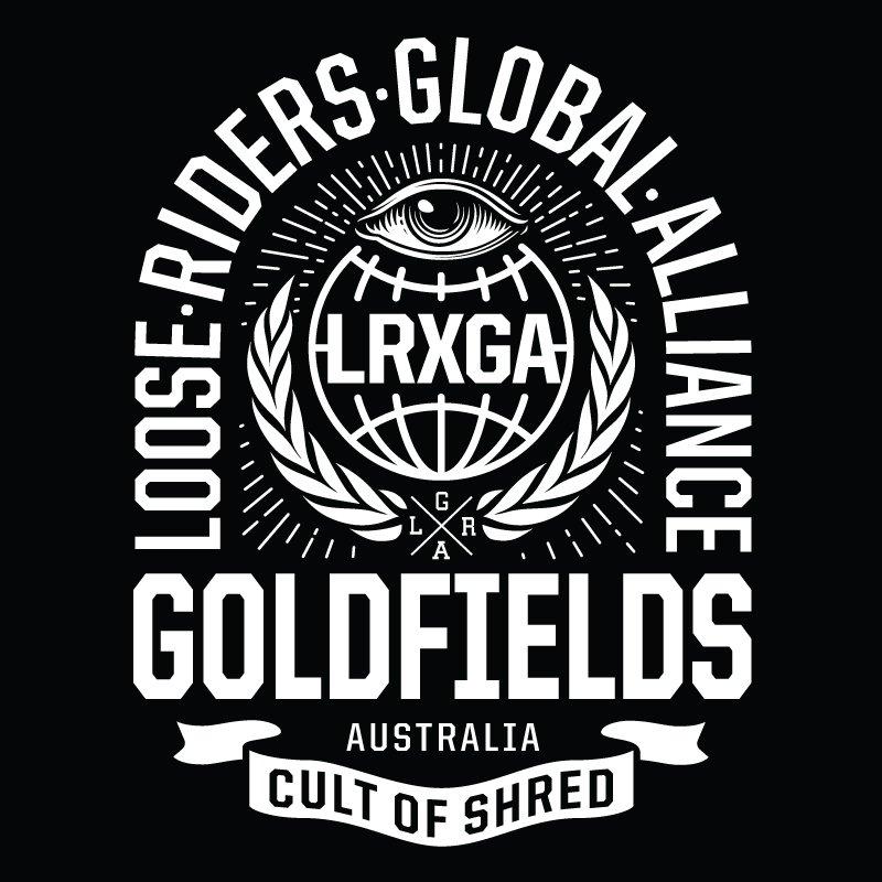 Loose Riders Goldfields, Victoria, Australia